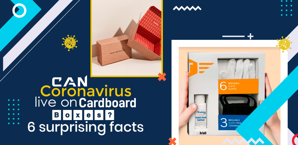 Can Coronavirus Live On Cardboard Boxes