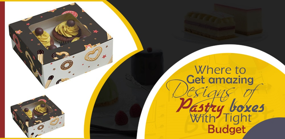Where to get amazing designs of pastry boxes